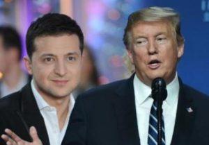 Президент США выразил желание пригласить Зеленского в Белый дом