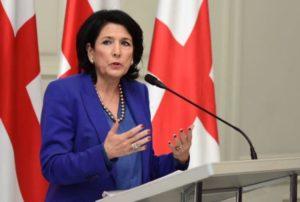 Опрос: негативный рейтинг президента Грузии – 70%