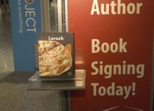 В Вашингтоне состоялась презентация книги «Лаваш»