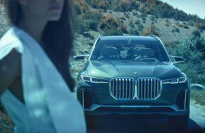 BMW собирается выпустить роскошный купеобразный кроссовер Х8