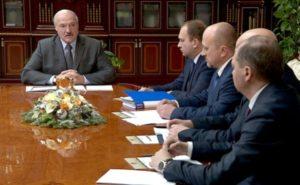 Лукашенко поручил срочно организовать поставку нефти по железной дороге из портов Балтики