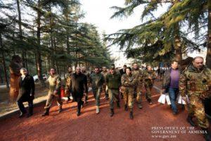 Премьер-министр подвел итоги визита в Тавушскую область совещанием