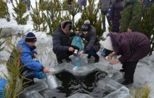 Когда на Крещение в 2020 году набирать воду, как правильно это делать
