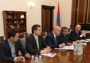 Димитри Гвиндадзе: Проведение годового собрания ЕБРР в Ереване станет важнейшим событием для Армении