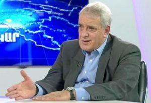 МИД Армении: анализы Давида Шахназаряна могут быть привлекательны для азербайджанской стороны или распространяющих их кругов