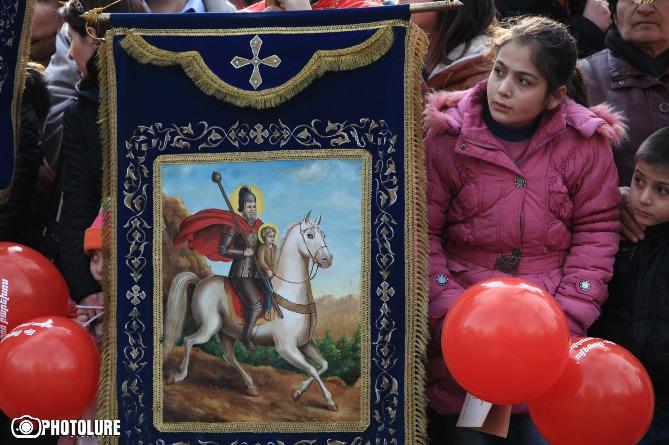 День святого Саркиса