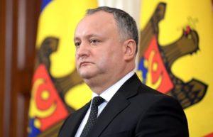 Президент Молдавии потребовал ввести уголовную ответственность за распространение коронавируса