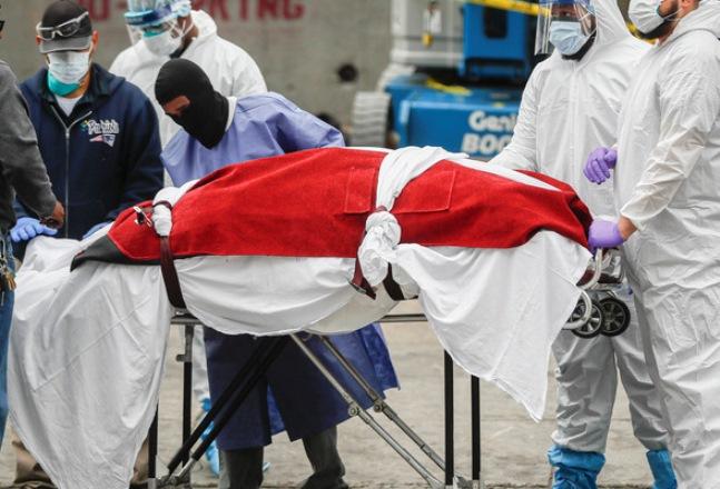 Турция обогнала Китай по количеству больных коронавирусом