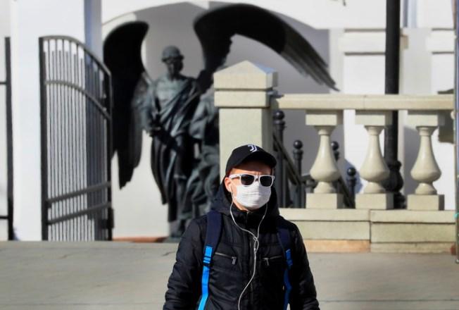 Число выявленных случаев коронавируса в Молдавии возросло до 4363