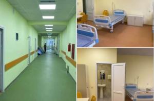 В Армении задействовано новое здание больницы, где лечат пациентов с коронавирусом