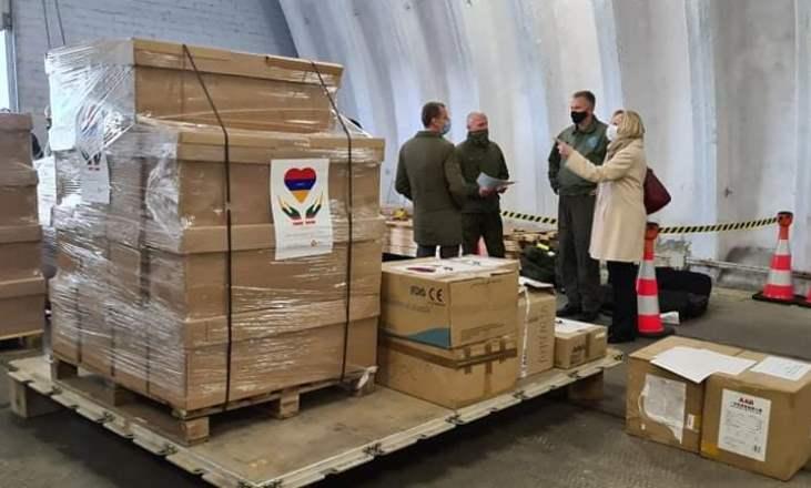 Литва отправит медицинскую помощь Армении