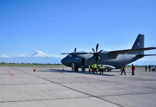 Литва предоставила Армении гуманитарную помощь