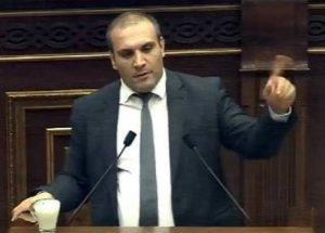 Депутат: Доказана дискриминационная политика Баку в отношении армян