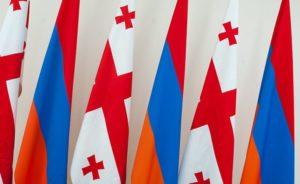 Спикер парламента Армении поздравил с Днем независимости Грузии