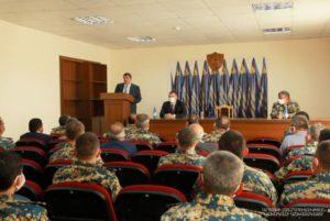 Карен Саркисян назначен директором Государственной службы по чрезвычайным ситуациям Арцаха