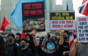 Конгресс США принял законопроект об антикитайских санкциях за притеснение уйгуров