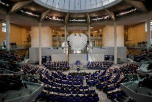 Германия не исключает новых санкций в отношении россиян в связи с кибератакой на бундестаг