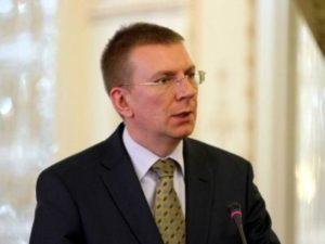Глава МИД Латвии։ Желаю армянскому народу мира и процветания