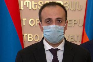 В Армении 316 пациентов с коронавирусом находятся в тяжелом состоянии. Торосян сообщил о увеличении койко-мест