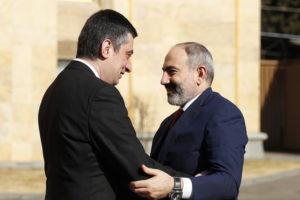 Грузия готова содействовать усилиям по укреплению дружественных связей с Арменией – Гахария