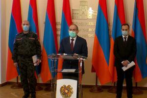 Премьер-министр Пашинян сообщил о возможном ужесточении наказания для нарушителей режима ЧП