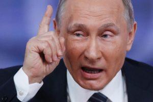 Путин поручил правительству создать базу генетических данных россиян