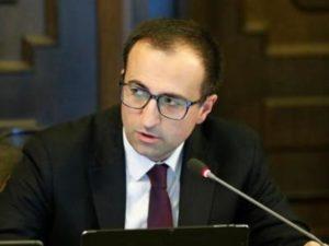 Арсен Торосян: С сегодняшнего дня начнет работать еще один триаж-центр для пациентов с подозрением на коронавирус