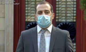 Вы должны помочь нам: Директор Норкской инфекционки обратился к жителям Армении