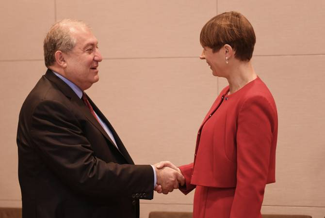 Эстония предоставит медицинские принадлежности Лорийской области Армении