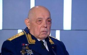 Экс-замглавкома ВВС России умер после заражения коронавирусом