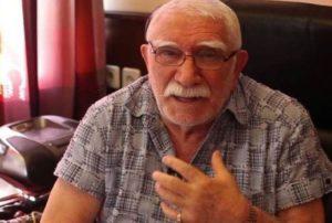 Армен Джигарханян выписан из больницы, где провел неделю