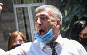 """Обиженные """"додовцы"""" покинули зал парламента"""