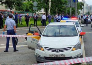 Стрелявший по полицейским в Москве умер в больнице