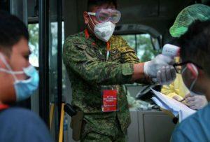 Военное положение ввели еще в одном городе Китая из-за повторной вспышки коронавируса