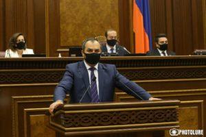 Генпрокуратура Армении представила апелляционную жалобу с требованием об аресте Гагика Царукяна