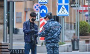 В Армении введен паспортный режим