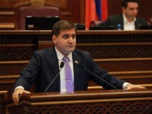 Депутат: Олигархия в Армении срослась с криминальным миром и нанесла наибольший урон суверенитету страны