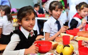 Россия выделит Таджикистану более $20 млн на школьное питание