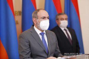 Пашинян назвал самый большой очаг распространения коронавируса