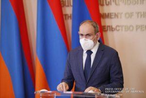 Никол Пашинян представил подробности о процессе поиска источников дезинформации о коронавирусе
