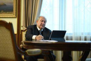 Президент Саркисян подписал закон О внесении изменений в Налоговый кодекс Республики Армения