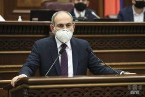 Премьер-министр Армении призвал Алиева проявить конструктивный подход и согласиться с его формулой