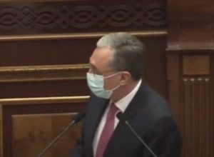 МИД: Армения готова принять армян из-за рубежа, в том числе и из Ливана