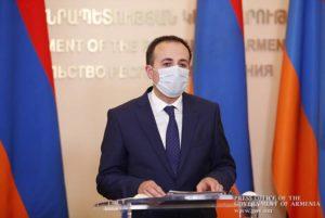 Система здравоохранения Армении выйдет из борьбы с коронавирусом более сильной: министр