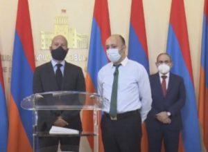Французский врач: В следующую среду приедет группа врачей, в которой будут представители армянской диаспоры