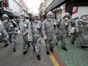 В Южной Корее объявили о начале второй волны коронавируса