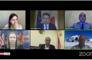 Посол: В Армении в связи с COVID-2019 такая же ситуация, какая была во Франции 2-3 месяца