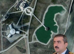 Азербайджанский блогер опубликовал стратегический объект в качестве виллы начальника госпогранслужбы