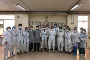 В Армении за минувшие сутки выздоровели ещё 762 больных коронавирусом, подтверждено 662 новых случаев, 11 умерли
