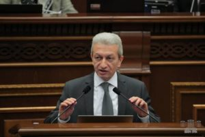 Армения не видит необходимости откладывать обслуживание внешнего долга